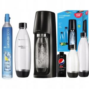 saturator-sodastream-soda-stream-butelki-szklane-maszyna-urządzenie-do-gazowania-gazowane-napoje-spirit-easy