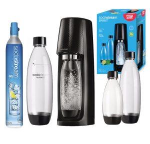 saturator-sodastream-soda-stream-butelki-szklane-maszyna-urządzenie-do-gazowania-gazowane-napoje-easy-spirit-butla-co2-gaz-spożywczy-napoje-gazowane